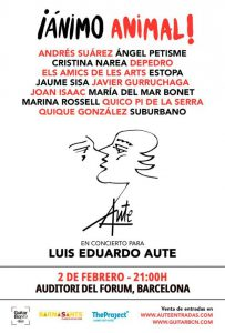 cartell concert Aute