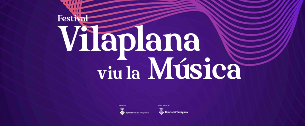 logo Festival Vilaplana 2021
